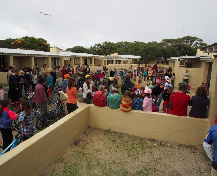 lance holt school at camp chalets