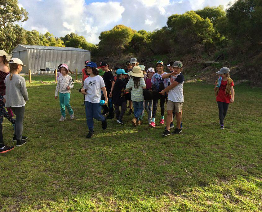 student group - Lance Holt Primary School Fremantle
