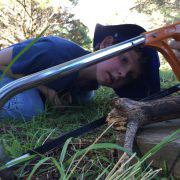 Using tools at Bush school