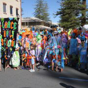 school is part of the fremantle community parade