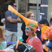 Karen Blair at Fremantle Festival