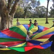 Community Picnic Circus Skills