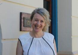 Genevieve Moran, Drama Teacher