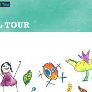 virtual school tour screenshot